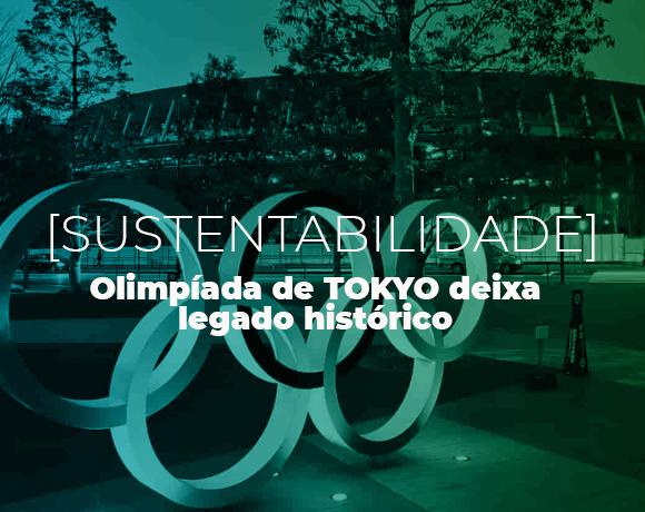 Olimpíada deixa legado histórico em sustentabilidade